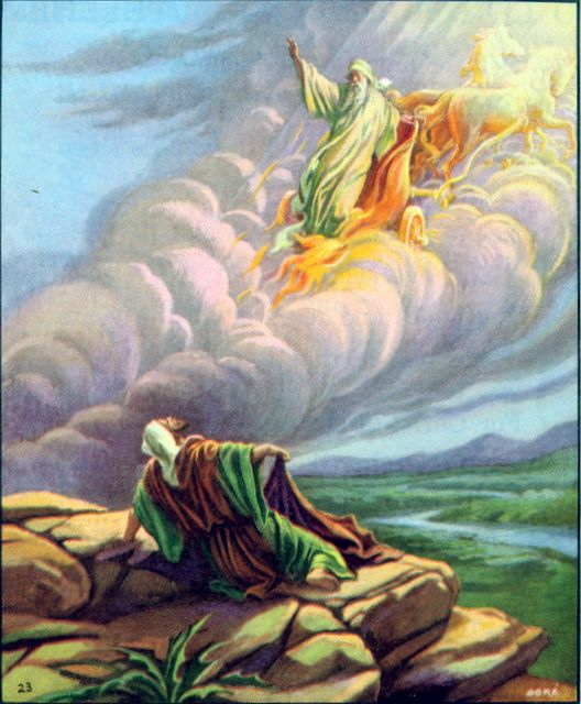 Enoch Moses Amp Elijah The Transfiguration Mystery Youth