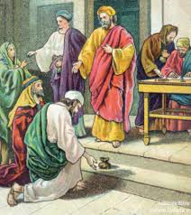Image result for laying all at the apostles feet