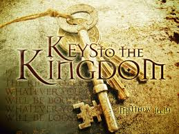 Why Was Peter Crucified Upside Down? The Keys To The Kingdom